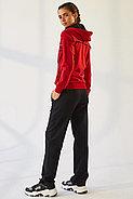 Спортивный женский  костюм с капюшоном, фото 2
