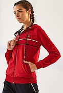 Спортивный женский  костюм с капюшоном, фото 3