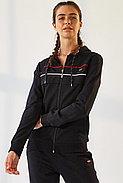 Спортивный женский  костюм с капюшоном, фото 6