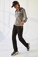 Спортивный женский  костюм с капюшоном, фото 7