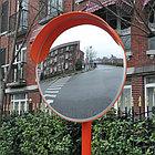 Дорожное сферическое обзорное зеркало, фото 2