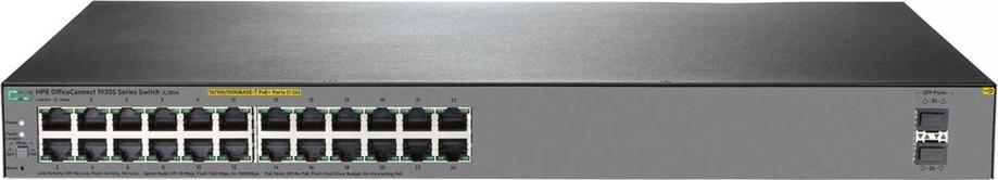 Коммутатор HPE 1420 8G PoE+ (64W) Switch, фото 2