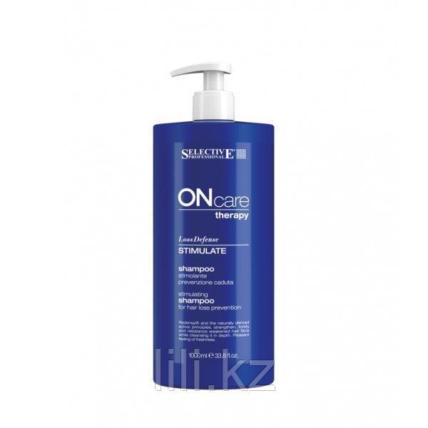 Стимулирующий шампунь, предотвращающий выпадение волос Scalp Specifics Stimulate Shampoo 1000 мл.