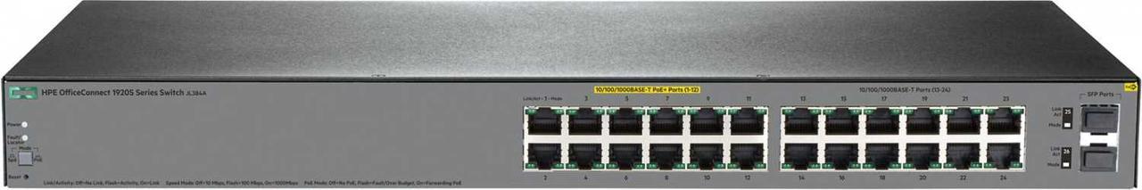 Коммутатор HPE 1920S 48G 4SFP Switch