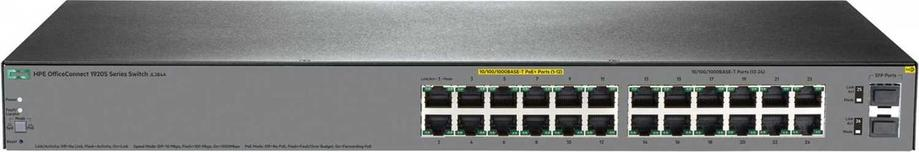 Коммутатор HPE 1920S 48G 4SFP Switch, фото 2
