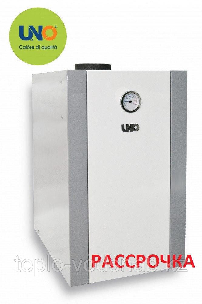 Котел напольный газовый стальной UNO RIO 40 Квт
