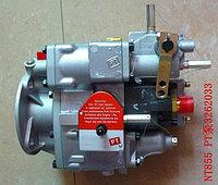ТНВД Cummins 3262033 на двигатель Cummins NTA855 для бульдозера Shantui SD32