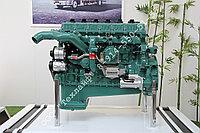 Двигатель газовый FAW CA6SM2-37E5N для самосвалов и тягачей FAW