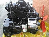Двигатель Cummins 4BTA3.9-C125 для грузовой и строительной техники