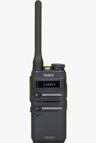 Цифровая носимая радиостанция BD-355