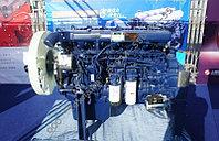 Двигатель Weichai WP12.430N Евро-3 для Shacman, Shaanxi, Sojen, FOTON AUMAN