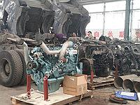 Двигатель газовый SinotrukT10.32-40 (320 л.с.) для HOWO A7 (природный газ метан или пропан-бутан)