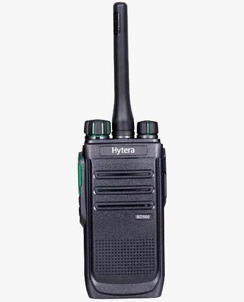 Цифровая носимая радиостанция Hytera BD-505, фото 2