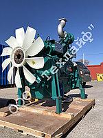 Двигатель газовый Weichai WP10NG-TVC-D для газопоршневой электростанции