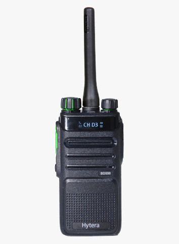 Цифровая носимая радиостанция Hytera BD-555