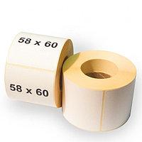 Термоэтикетка 58х60 (450 шт.)