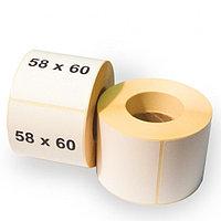 Термоэтикетка 58х60 (410 шт.)
