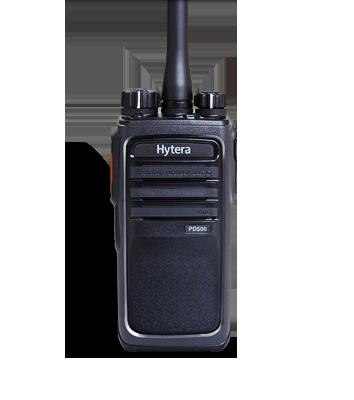 Цифровая носимая радиостанция Hytera PD-505, фото 2