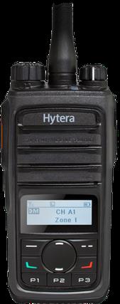 Цифровая носимая радиостанция Hytera PD-565, фото 2