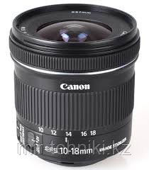 Объектив Canon EF-S 10-18mm f/4.5-5.6 IS STM гарантия 2 года