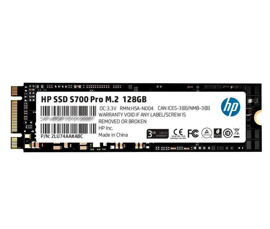 Жесткий диск  HP SSD 120GB S700 M.2