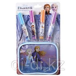 Игровой набор детской декоративной косметики для губ на блистере