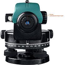 Оптический нивелир, OL-32 увеличение 32Х рабочий диапазон 122 м, KRAFTOOL 34520, фото 2