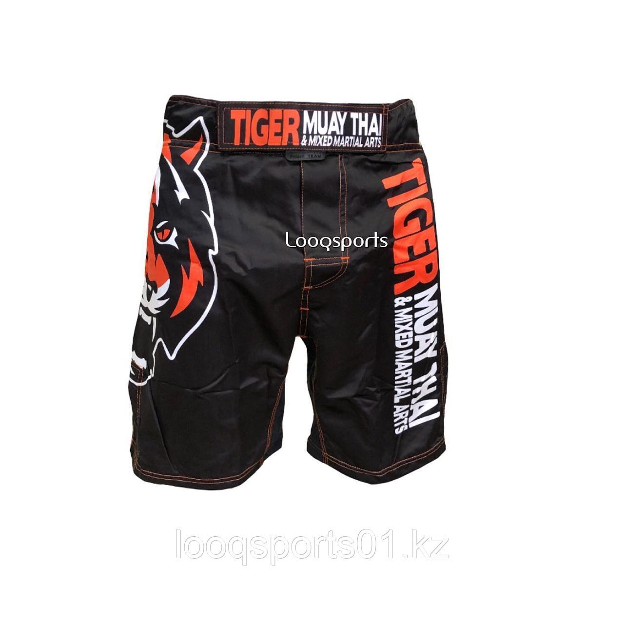 Спортивные шорты для единоборств мма (Taiger)