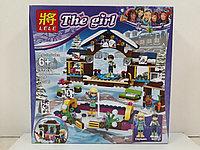 Конструктор Lele The Girl 37031 328 pcs. Для девочек.