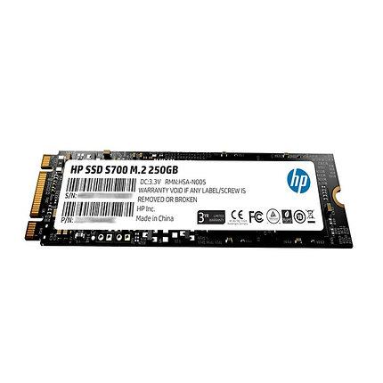 Жесткий диск SSD 250GB HP S700 M.2, фото 2