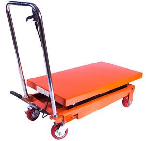 Стол подъемный TOR WP-500, г/п 500 кг, 300-900 мм (Артикул: 3128-TOR)