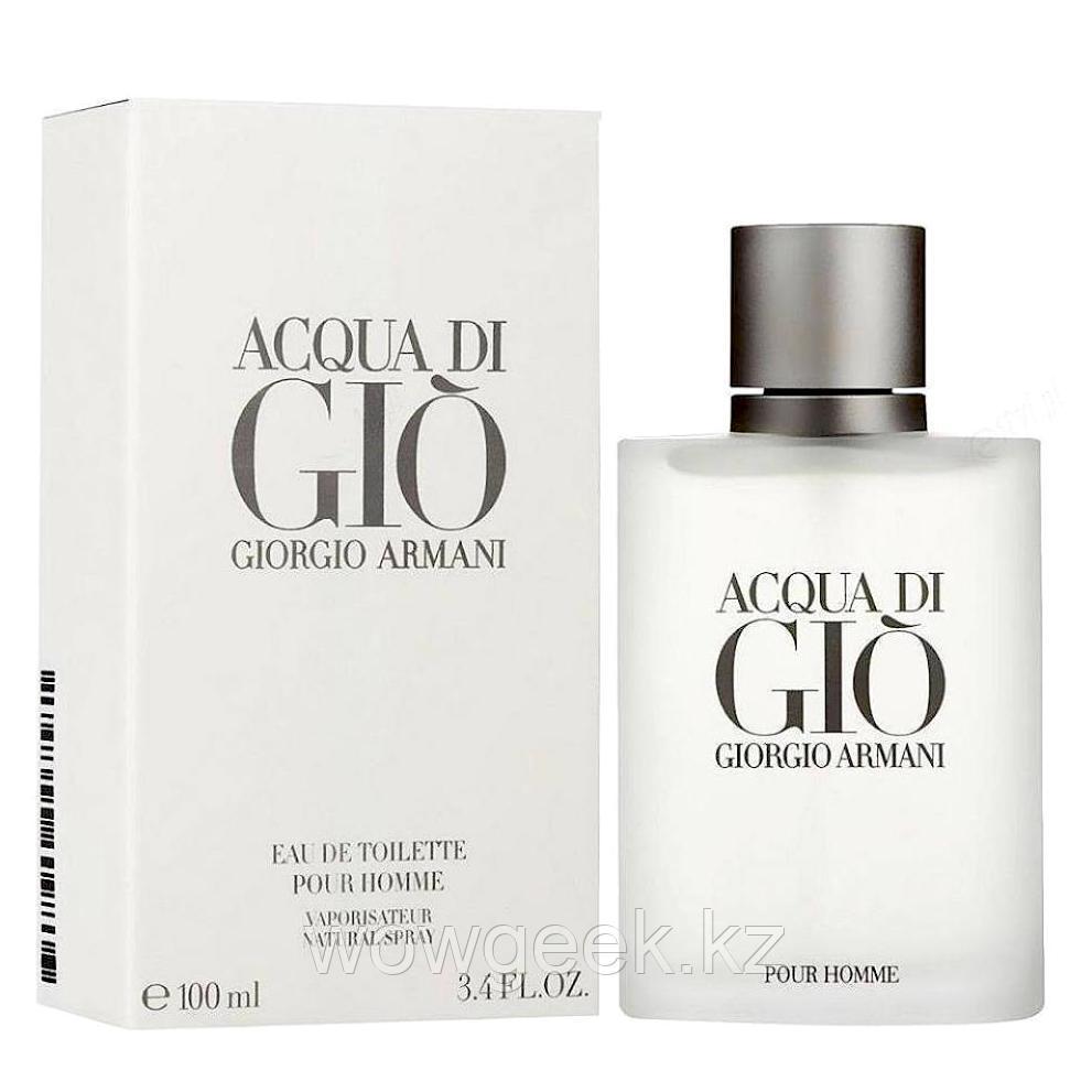 Мужской парфюм Giorgio Armani Acqua di gio Pour Homme