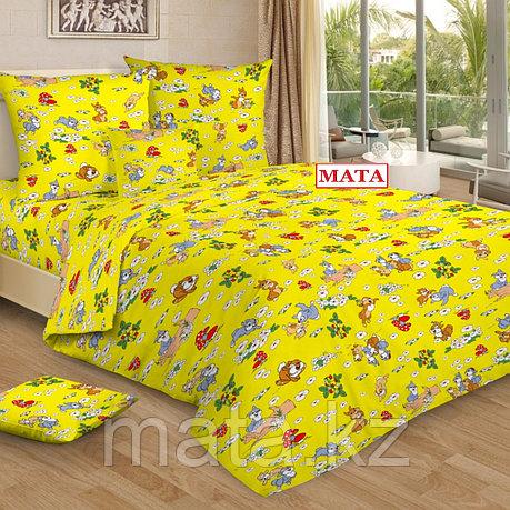 Детское постельное белье БЯЗЬ 100% хлопок, фото 2