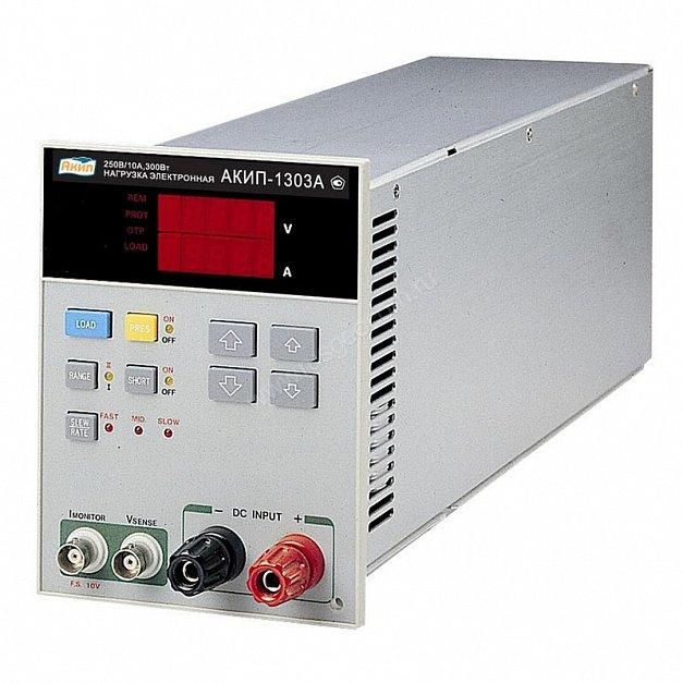 Электронная нагрузка АКИП-1305А