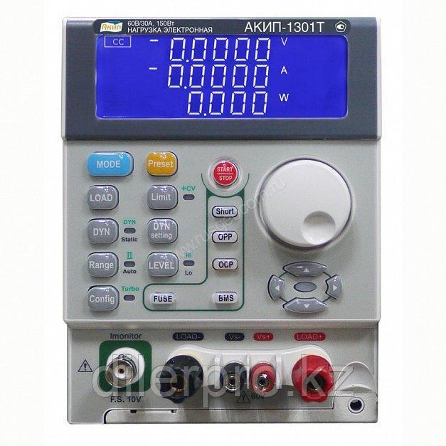 Модульная электронная нагрузка постоянного тока АКИП-1301Т