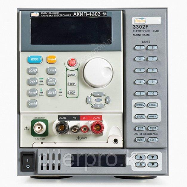 Электронная нагрузка АКИП-1304
