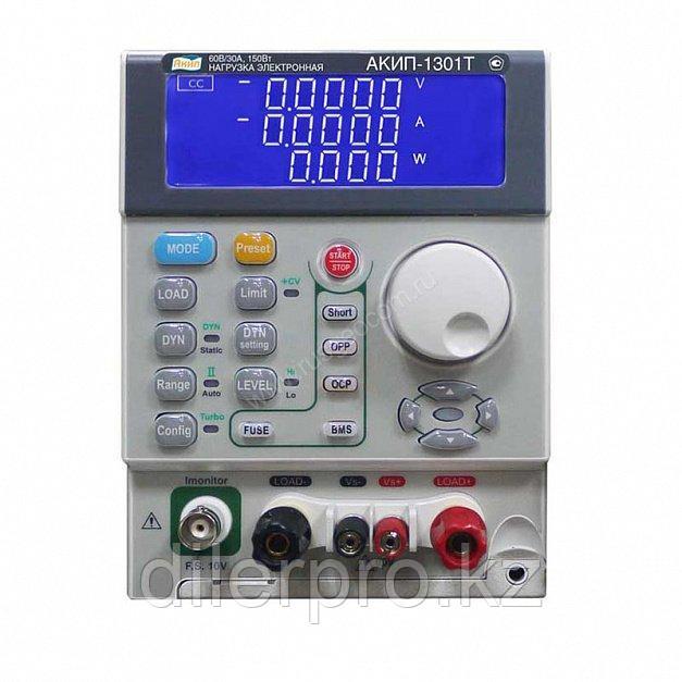 Модульная электронная нагрузка постоянного тока АКИП-1304Т