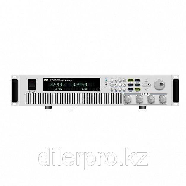 Программируемая электронная нагрузка постоянного тока АКИП-1381