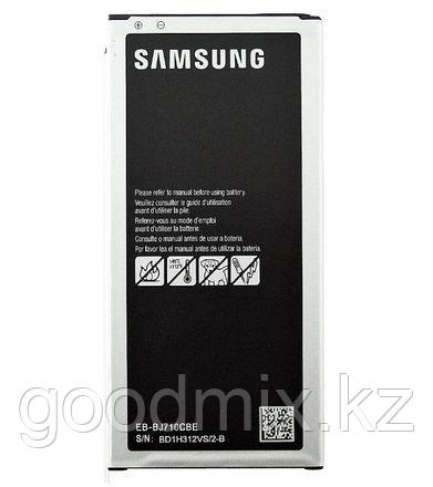 Заводской аккумулятор для Samsung Galaxy J7 SM-J710 2016 (EB-BJ710CBС, 3300 мАч)