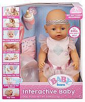 Интерактивная кукла Беби Борн Baby Born 43 см США, фото 1