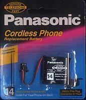 Аккумулятор Panasonic P-P305 (TYPE 14) для радиотелефонов