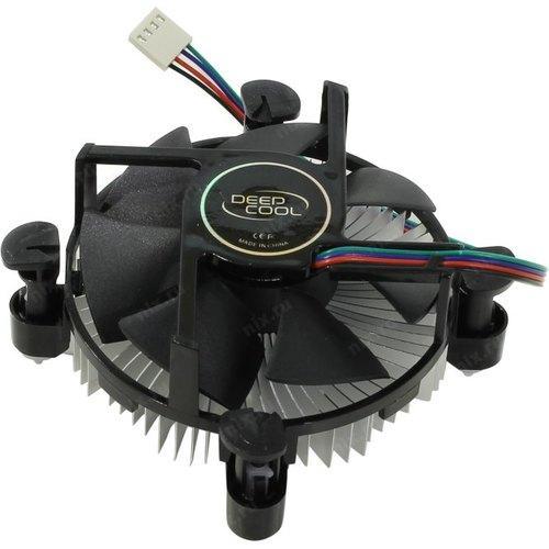 Кулер для CPU  775 на защелках