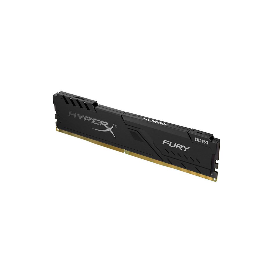 Модуль памяти  Kingston  HyperX Fury HX434C16FB3, Чёрный