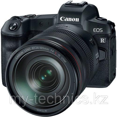 Canon EOS R kit RF 24-105mm f/4L IS USM + Mount Adapter EF-EOS R гарантия 2 года
