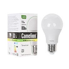 Camelion LED11-A60/830/E27 Эл. лампа светодиодная 11Вт, Тип колбы А60, Цвет. температура 3000К, Цоколь стандар