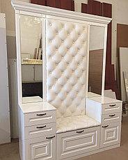 Шкафы, производство шкафов, гардеробы, прихожие, фото 3