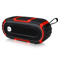 Влагозащищенная беспроводная портативная Bluetooth колонка, New Rixing NR-5016