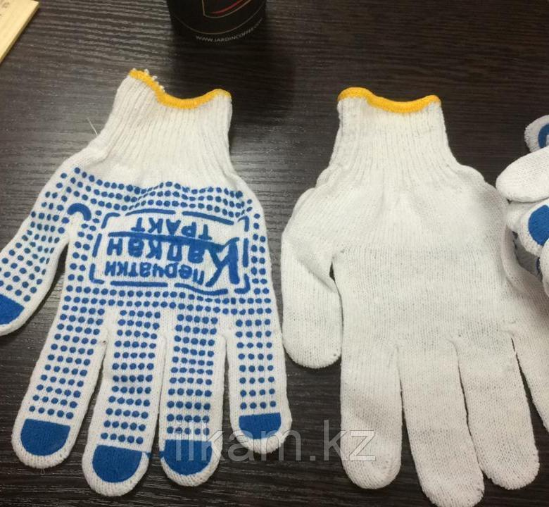 Перчатки  Тракт-Капкан 5 нит