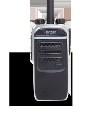 Цифровая носимая радиостанция Hytera PD-605, фото 2