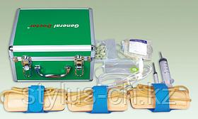 Учебная накладка для внутривенных инъекций - 5 штук (1 комплект) General Doctor Китай